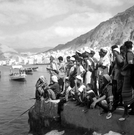 Mukalla In Old Pictures | Out Of Hadhramout | Scoop.it