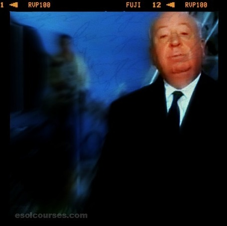 Alfred Hitchcock | English Listening Lessons | Scoop.it