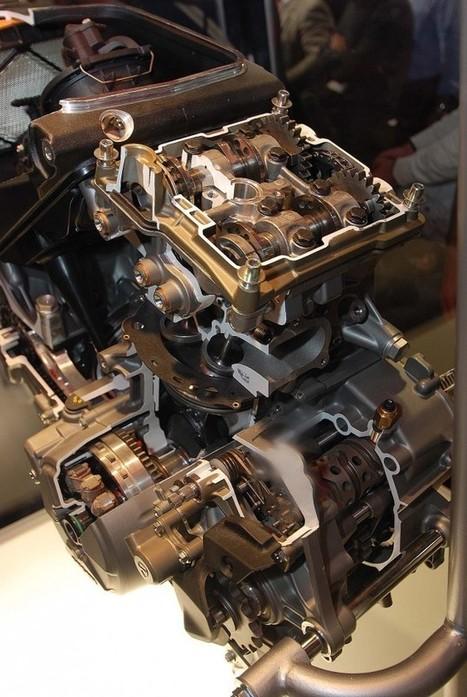 ADULT CONTENT: 1199 Engine cutaway | Ducati news | Scoop.it