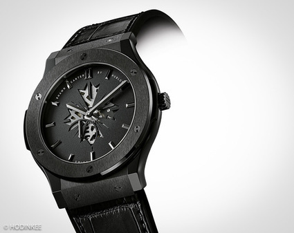 EXCLUSIVE: Introducing The Shawn Carter By Hublot Classic Fusion (Full <br/>Specs, Pricing, Availability, &amp; Live Photos) | Montres et mktg | Scoop.it