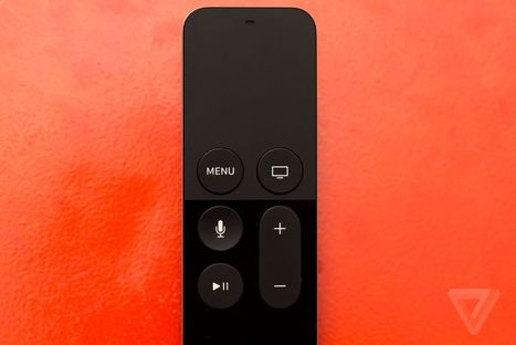 Siri can now search for shows from USA, Syfy, E!, and Bravo on Apple TV - TheVerge   mvpx_CTV   Scoop.it