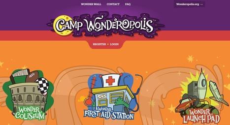 Camp Wonderopolis | FOTOTECA INFANTIL | Scoop.it
