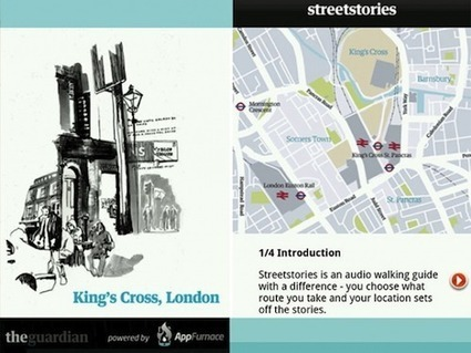 » Streetstories : un audioguide immersif urbain par The Guardian | #Localisation | Scoop.it