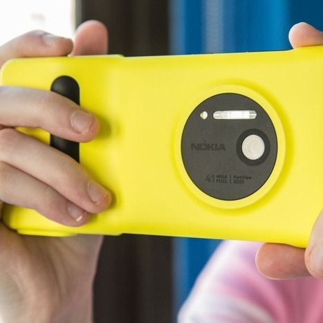 The Nokia Lumia 1020: It's All About the Camera [REVIEW] | Technology | Scoop.it