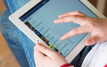Elever med surfplattor blir bättre på att skriva | IKT-pedagogik | Scoop.it