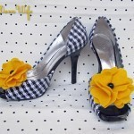 22 ways to makeover your old shoes. Shoe refashion ideas. | The ... | Refashion | Scoop.it