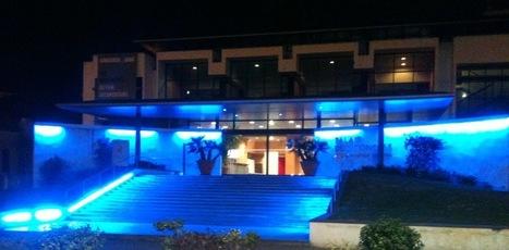Les monuments illuminés en Bleu en Corse pour la Journée Mondiale du Diabète | Les Diabétiques de Corse | ADC | Scoop.it