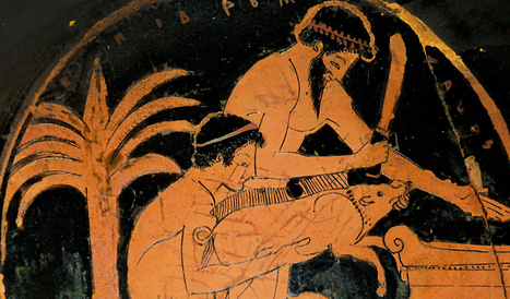 Food history trends what ancient Greeks ate - Swide   Ancient Greek Economics   Scoop.it
