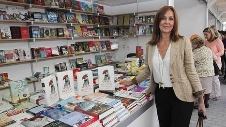 «La chica del tren» y las novelas de María Dueñas y Pérez-Reverte, lo más vendido en España en 2015   Libros   Scoop.it