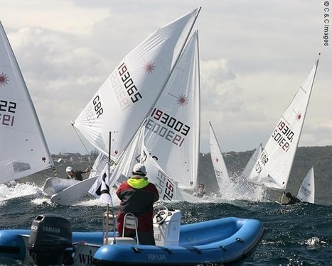 Headroom: Big waves and little boats | Sailing articles for IBRSC | Scoop.it