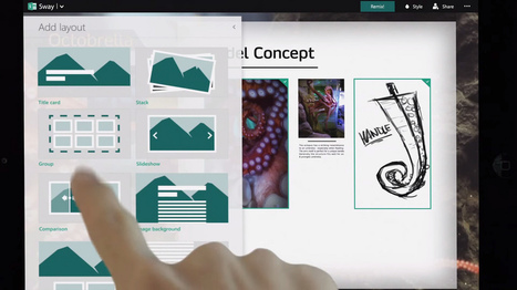 This easy presentation software lets students focus on content, not design | Educacion Tecnologia | Scoop.it