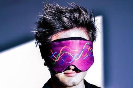 Le Web 13 : le masque qui réduit le besoin de sommeil remporte le concours de start-up   Startups   Scoop.it