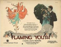 FLAMING YOUTH Title Lobby Card Colleen Moore Jazz Age Flapper (1923) | Vintage and Retro Style | Scoop.it