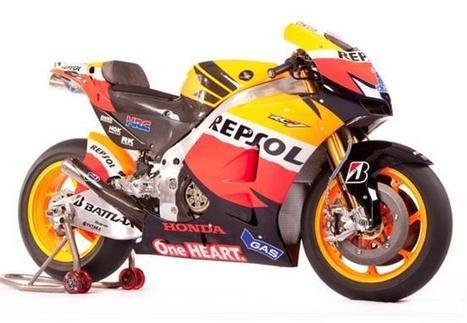 Presentation: Honda RC213V | MotoGP World | Scoop.it