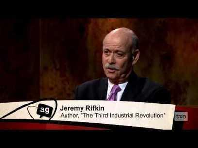 Jeremy Rifkin On Entering The Third Industrial Revolution   Peer2Politics   Scoop.it