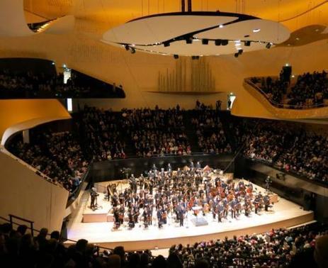 La Philharmonie ouvre son fonds aux usagers des bibliothèques   the knowledge access   Scoop.it