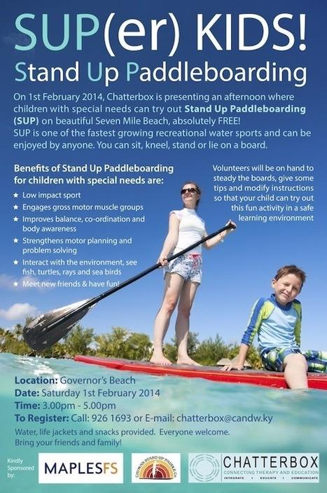 Saturday (1 Feb) !!!! SUP(er) KIDS! Free Stand Up Paddleboarding fun day | IEyeNews | Paddlesports | Scoop.it