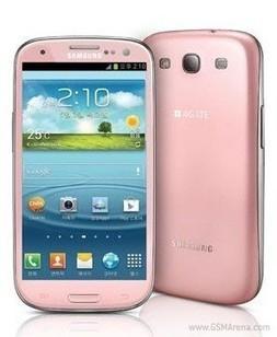 Samsung Galaxy S III se viste de color rosa pastel en Corea | Tecnología 2015 | Scoop.it