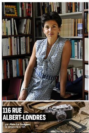 Anne Nivat, grand reporter   DocPresseESJ   Scoop.it