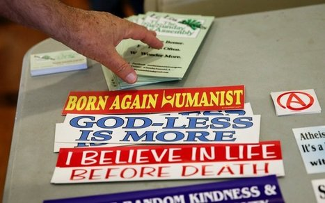 Atheist Ex-Pastor Jerry DeWitt's Mission to Red America - Daily Beast | religion | Scoop.it
