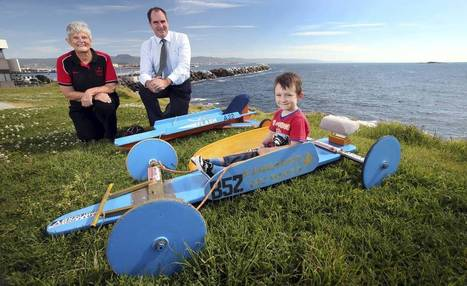 Port Kembla billycart derby race fever mounts | Port Kembla Today and Yesterday | Scoop.it