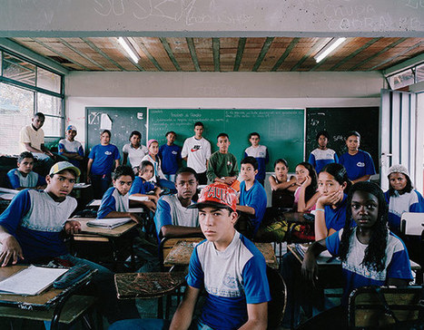 Quiet at the back: classrooms around the world – in pictures | ENT | Scoop.it