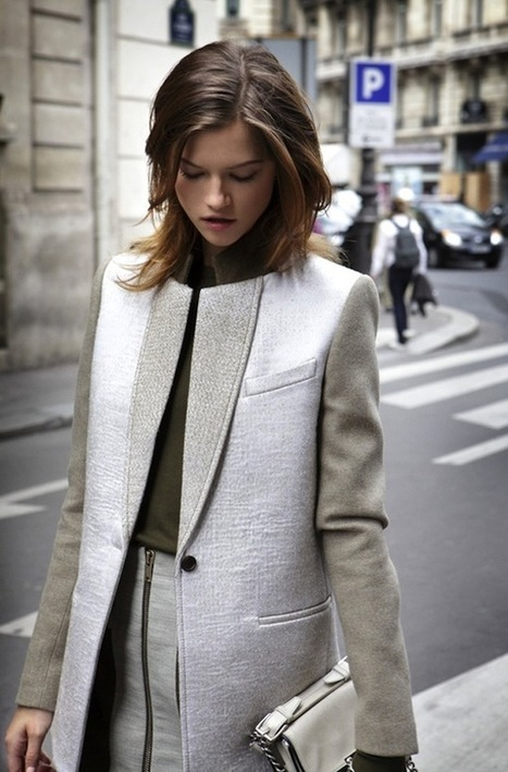 Strong lines and perfect symmetry | Up Couture Paris www.upcouture.com | Scoop.it