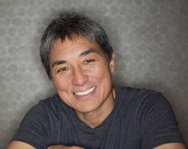 "Leadership - ""Don't let the rich, famous bozos drag you down"": Guy Kawasaki's 13 top tips for business success 