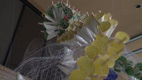 Tyler artist creates sculpture with Houston Alzheimer's patients - CW39 NewsFix | Wiser Usability | Scoop.it