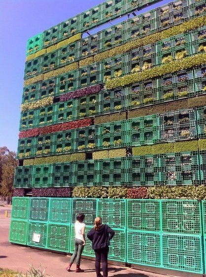 Australia Plants World's Largest Pallet Garden | 100 Acre Wood | Scoop.it