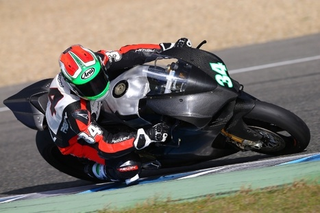 Giugliano confident of 2014 WSBK prospects | Ductalk Ducati News | Scoop.it