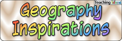 Geography Inspiration | K-12 Web Resources - History & Social Studies | Scoop.it