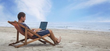 6 Ways to Work Abroad Like a Professional | Digital Nomads & Cubical Escapees | Scoop.it