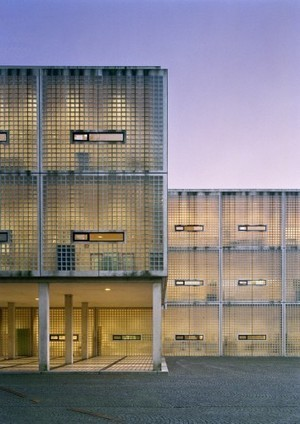 Flashback: Academy of Art & Architecture / Wiel Arets Architects | Idées d'Architecture | Scoop.it