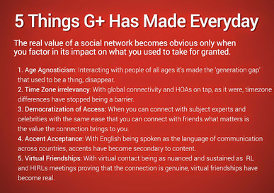 Why Google Plus is more like a forum than a social network | Digital-News on Scoop.it today | Scoop.it