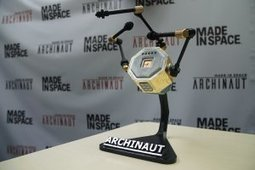 Archinaut, a 3D Printing Robot to Make Big Structures in Space - Singularity HUB   MishMash   Scoop.it
