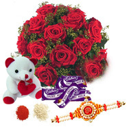 Send Rakhi Gifts to India and abroad to your sister | Rakhi with Dryfruits | Scoop.it
