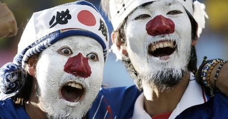 Japan's World Cup Fans Are the Most Courteous   World Cup Video News   Scoop.it