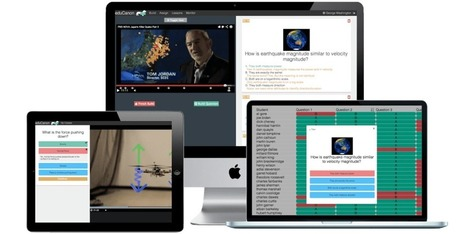 eduCanon: interactive video. unleashed. | Education Technology - theory & practice | Scoop.it