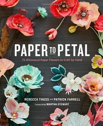 Whimsical Paper Flowers to Craft by Hand-Paper to Petal | Kids Clothing | Scoop.it