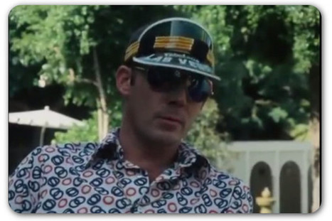 Four Pieces of PR Wisdom from Hunter S. Thompson | PR Daily | Tourism Storytelling, Social Media and Mobile | Scoop.it