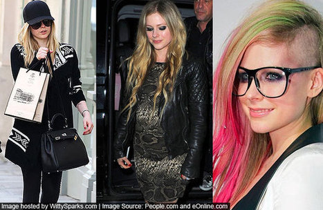 Avril Lavigne pregnant or emotional eating?   Witty Sparks   Celeb Buzz   Scoop.it