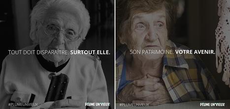 Un réseau social immoral pour sensibiliser à l'isolement des personnes âgées | Seniors | Scoop.it