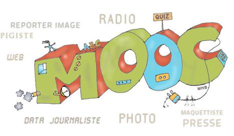 Formations en ligne, MOOC, serious game #gratuits pour journalistes... | Emploi Métiers Presse Ecriture Design | Scoop.it