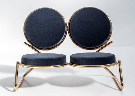 David Adjaye designs Double Zero chairs for Moroso   Contemporary Design Ideas   Scoop.it