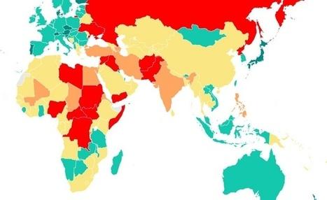 Malijet Les pays africains les plus paisibles et les plus dangereux en 2016, selon l'Institute of Economics and Peace Bamako Mali | Word News | Scoop.it