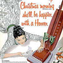 20 Bad Vintage Christmas Ads | A Cultural History of Advertising | Scoop.it