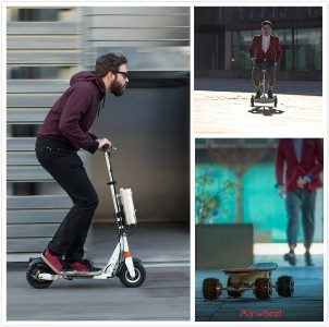 A Salutary Lesson From Playing Airwheel Intelligent Eco-Friendly Electric Hoverboard After Work | Press Release | Scoop.it