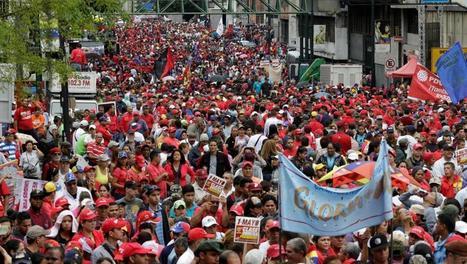 A la Une: ouverture d'une semaine cruciale au Venezuela - Amériques | Venezuela | Scoop.it
