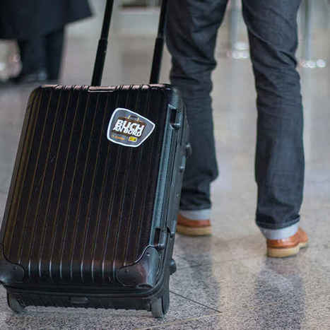 German Airline Now Giving Passengers a Whole Extra Kilogram Baggage Allowance for Books | Ebook and Publishing | Scoop.it